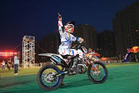 motocross freestyle tricks red bull x fighters jams blew away pakistan with their thrilling