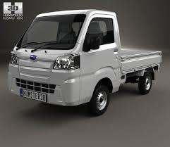subaru viziv truck subaru 3d models hum3d