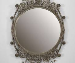 mirror home decoration cool art nouveau hand mirror with many