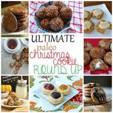 12 paleo christmas cookie recipes paleo treats paleo cookies