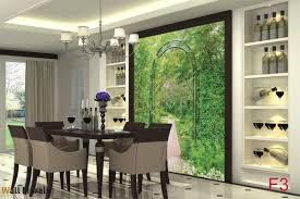 mural green garden arch 3