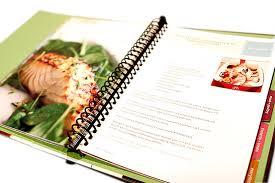 creating your own recipe book cervantes