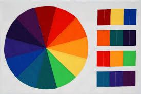 Matching Colors Color Wheel Basics Weallsew