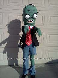 coolest homemade plants vs zombies costume plants vs zombies