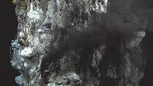 hydrothermal vents and the origins of life feature chemistry world
