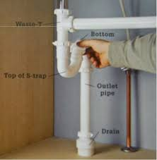 plumbing in a kitchen sink kitchen sink drain installation