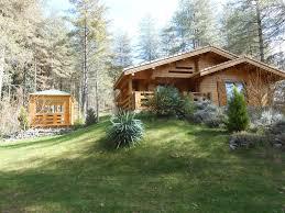 spa d exterieur bois chalet bois pyrenees nature et detente avec spa prive midi