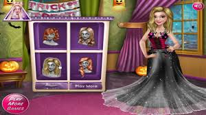 halloween dolly dove halloween dolly dress up cartoon games for kids youtube