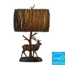 absolute decor 27 5 in natural pinecone table lamp cvaqp966 the