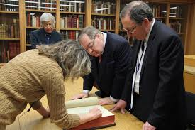 tour of the jacob m lowy collection with the embassy of israel