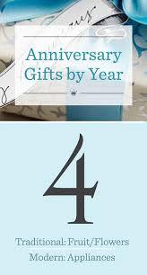 4th anniversary gift ideas 4th wedding anniversary gift ideas anniversary gifts wedding