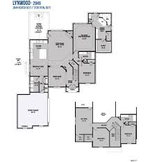 lynwood floor plans regency homebuilders