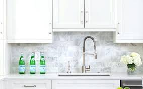 kitchen backsplash ideas with white cabinets kitchen backsplash ideas pizzle me