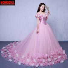 quinceaneras dresses the shoulder pink quinceanera dresses 2017 princess