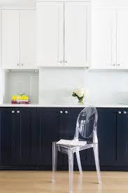 Navy Kitchen Cabinets Design Ideas - Navy kitchen cabinets