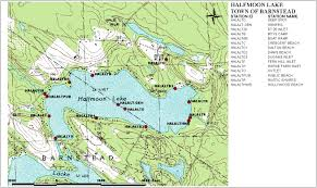 Lake Washington Map by Sampling Station Maps Annual Reports Volunteer Lake Assessment