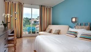 chambre vue sur mer hôtel à collioure le bon port chambres chambre vue