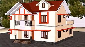 Home Building Plans And Costs Low Cost Kerala House Plans And Elevations Youtube