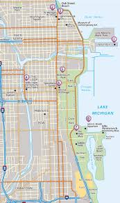 Chinatown Chicago Map by Vax Vacationaccess Destination Detail