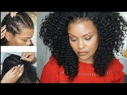 youtube crochet hairstyles on thinning hair easy quick crochet braids alopecia fine hair thinning hair