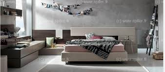 chambre a coucher moderne meubles chambres contemporaine votre spécialiste ameublement