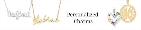Personalized Charms Charms And Pendants Diamond Gold Gemstone Pendants And Charms