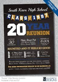 high school reunion invites 29 images of high school reunion invitation template free gieday