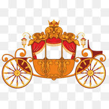 Pumpkin Carriage Pumpkin Carriage Pink Romantic Carriage Png And Vector For Free