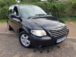 2007 chrysler grand voyager 2 8 crd executive 5dr automatic
