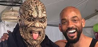 Killer Croc Halloween Costume Killer Croc