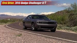 Dodge Challenger Off Road - first drive 2015 dodge challenger r t testdriven tv