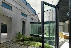 private house flynn mews reynaers aluminium