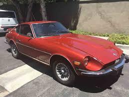 nissan 260z interior 1974 datsun 260z for sale classiccars com cc 887234