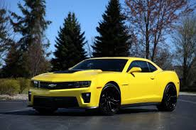 yellow camaro zl1 camaro zl1 wallpapers wallpaper cave