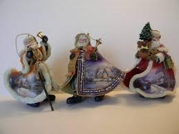 kinkade ornaments