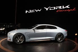 gmc sedan concept hyundai unveils genesis hybrid sport sedan concept autoguide com