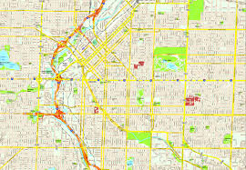 Map Of Usa Cities by United Illustrator Eps City U0026 Country Maps Part 10