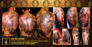 the best tattoos phuket town 18 years u0027 experience old man tattoos
