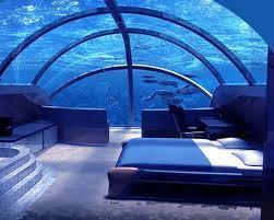 chambre d hotel originale nuit insolite dans un hôtel sous marin nuits insolites