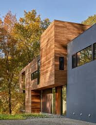 forested modern home in maryland offers views of potomac river architecture modern home robert gurney architect 05 1 kindesign