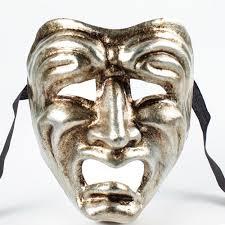 carnevale masks italian tragedia carnevale mask masquerade express