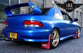 subaru gc8 coupe used 1999 subaru impreza sti for sale in west yorkshire pistonheads