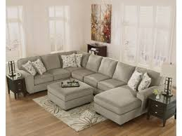 L Shaped Sectional Sofa With Chaise Furniture Cute And Pretty Ashley Sectional Sofa For Your Living