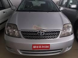price of toyota corolla 2003 toyota corolla 2003 price rs 15 50 000 lalitpur nepal