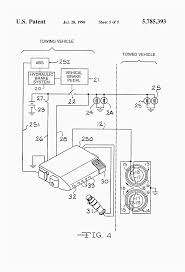 trailer wiring diagram with electric brakes carlplant unusual for