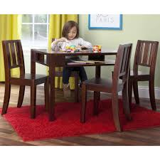Kids Table With Storage by This Babies U0027r U0027 Us Next Steps Table With Storage U0026 4 Chairs Set In