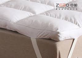 luxury hotel mattress toppers king size bed mattress topper