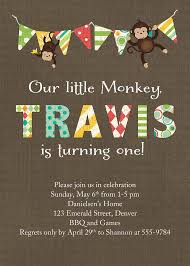 template cute baby boy first birthday invitations also free
