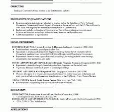 Law Resume Samples by Principal Attorney Resume Example Law Attorney Resume Examples And