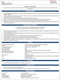 sle programmer resume php programmer resume sle 28 images oracle developer resume